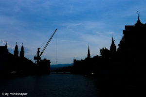 the crane - «zürich transit maritim» art project 2014