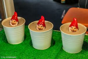 Gnomes in the Pot - Still Life