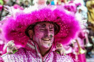 Berne Carnival 2016 - Berner Fasnacht