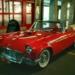 red oldtimer - transportation