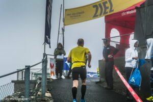 Niesenlauf 2016 - Zieleinlauf - Sports