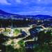 Berne Night Rise - HDR