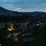 Image 2 - creating hdr berne evening rise