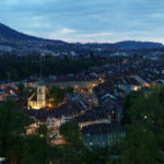 Image 4 - creating hdr berne evening rise