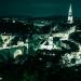 Nightrise in Berne in August - Berne in HDR