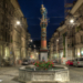 Justice Fountain in Berne - Berne in HDR