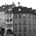 Nydegg Houses - Berne in Black & White