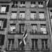 Old City House at Minster Square - Berne in Black & White