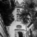 Gate at Bubenbergrain - Berne in Black & White