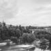 Aare, Schwellenmätteli, Kirchenfeldbridge - Berne in Black & White