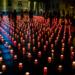 Candle Light Sea at Bundesplatz - Berne