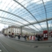 Berne Main Station Baldachin - Fisheye