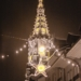 Berne Minster Tower With Christmas Star - Xmas Time