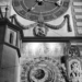 Zytglogge Astronomical Clock - Berne by Night in Black And White