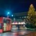 Xmas Tree at Berne Central Station