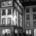 Volver Bar Tapas Café - Berne by Night in Black & White