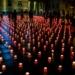 Candle Light Sea at Bundesplatz - Berne by Night