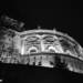 Bundeshaus South Facade - Berne by Night in Black And White