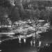 Schwellenmätteli - Berne by Night in Black And White