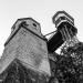 Senkeltram from Below - Berne in Black & White
