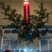 Xmas Street Light Candle - Berne