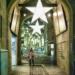 Xmas Stars st Zyglogge Gate - Berne