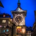 Zytglogge With Xmas Lights - Berne