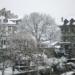 Snowing at Läuferplatz - Berne in Winter