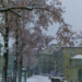 Snowing at Nydegg - Berne in Winter