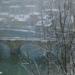 Snowing at Untertorbrücke - Berne in Winter