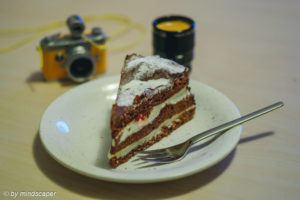 Schwarzwältertorte - Black Forest Cake - Coffee Time