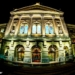 Bundeshaus - Fisheye HDR by Night, Berne