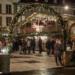 Xmas Market Gate Arc at Platzhirsch - Waisenhausplatz Xmas Market - Berne
