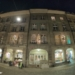 Einsteinhaus by Night - Berne Fisheye HDR