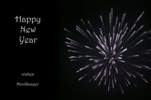 Happy New Year wishes MindScaper