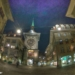 Zytglogge - Berne Fisheye HDR by Night