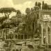 Foro Romano - Seppia - Monochrome - Roma Eterna