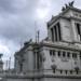 Vittore Emanuele Monumento - Typrewriter - Roma Eterna