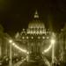 Vaticano di Notte - Roma