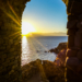 Sunrise at the Gate - Mediterranean Spirit