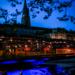 Berne Minster Skyline - Berne by Night