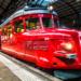 Roter Pfeil Churchill SBB - Vintage Rail