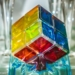 Rubik's Ice Cube - Vintage