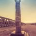 Column under the Sun - Greek Archaeological Site