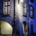 Lantern at Old City Corner - Berne by Night