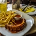 German Currywurst in Essen City - Qulinaria Europanea