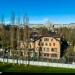 Dampfzentrale And Bundeshaus Face in Midday Sun - Berne Skyline
