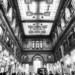 Galleria Alberto Sordi - Roma - Black & White
