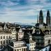 Grossmünster & CityScape of Zürich