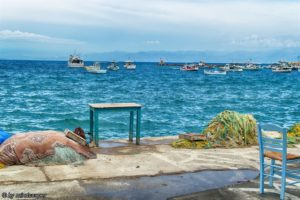 Harbour Still Life - Meditteranean Spirit